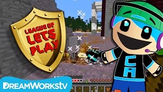 Minecraft Survival Games with Chad Alan | LEAGUE OF LET'S PLAY