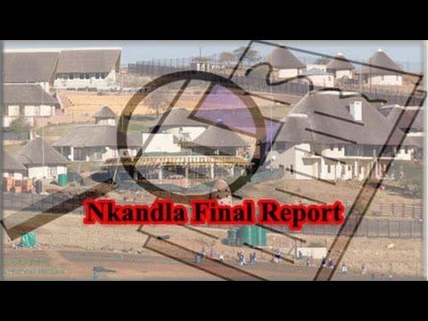 Madonsela report on Nkandla upgrades