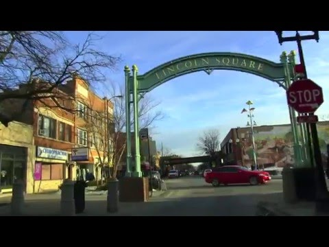 CRUIZIN' CHICAGOLAND * LINCOLN AVE. SOUTH TO WELLS STREET * 2014  1080p