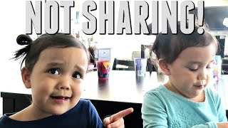 SHE'S NOT SHARING! - May 17, 2017 - ItsJudysLife Vlogs