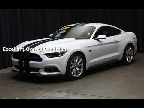 2015 Ford Mustang GT Premium 50 Year Edition for sale in Phoenix, AZ