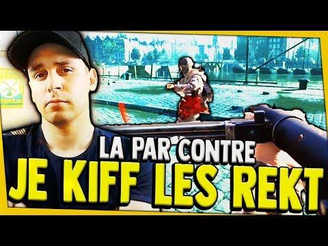 LA PAR CONTRE JE KIFF ! OPEN REKT BATTLEFIELD 5 ! thumbnail