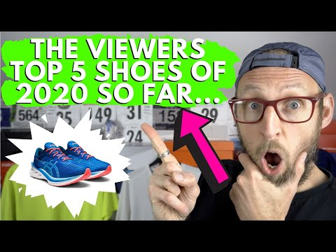 The Viewers Top 5 Running Shoes of 2020 So Far | Best running shoes for everyday runners | eddbud