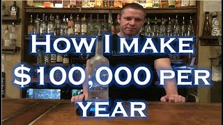 $100,000 as a Liquor Inventory Auditor [8-Step Business Plan]