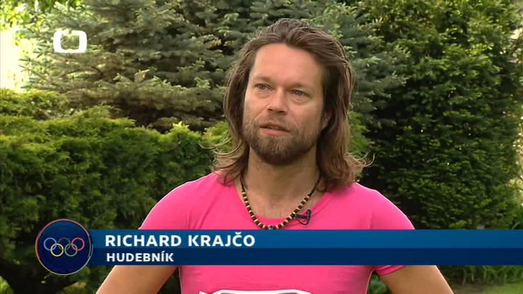 T-Mobile Olympijský běh: Richard Krajčo