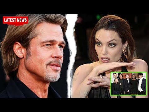 Angelina Jolie advises Brad Pitt to admit defeat to keep a good relationship with his children.