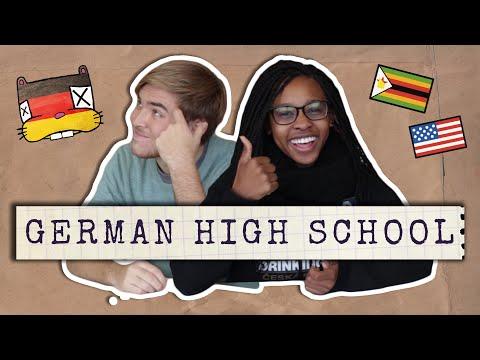 Thoughts on German School | America and Zimbabwe vs. Germany