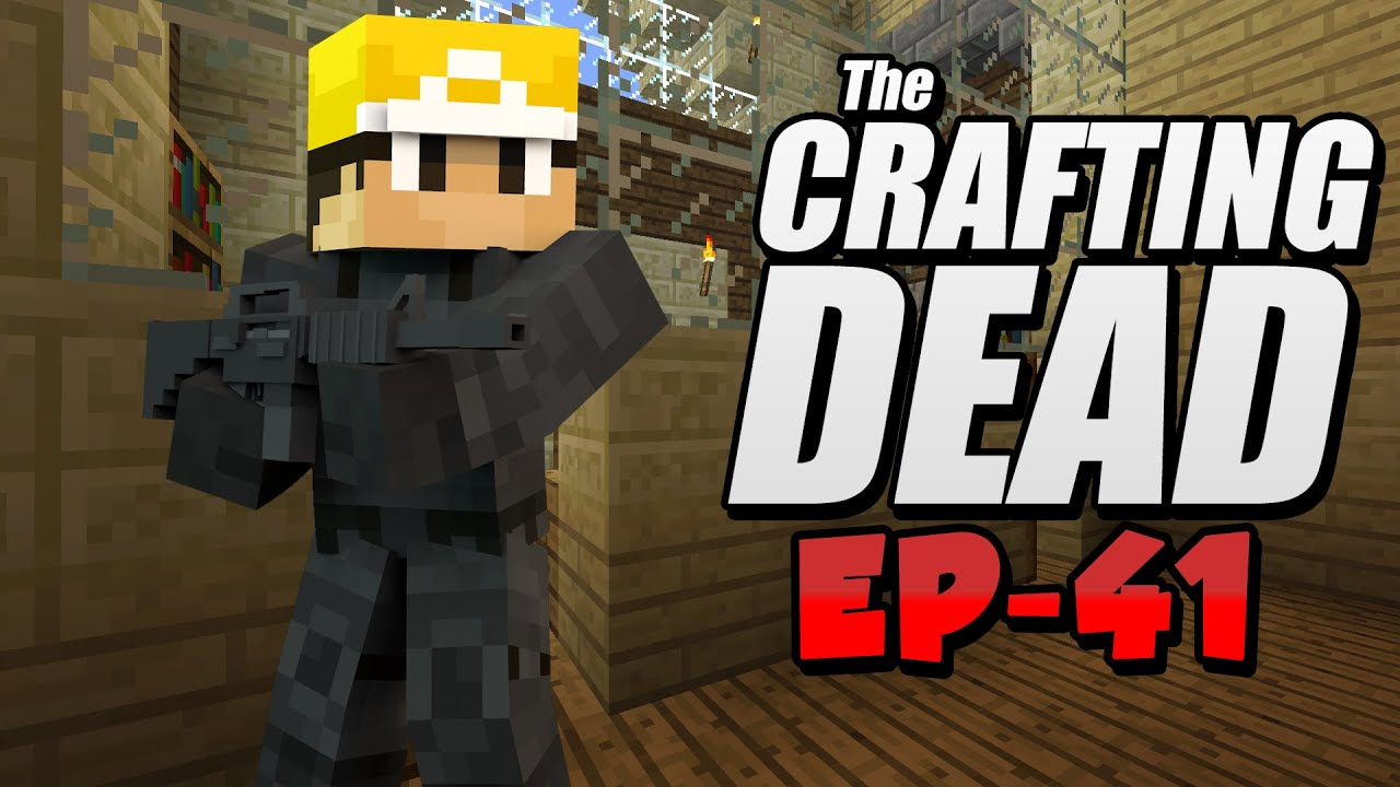 Crafting dead aftermath russian spetsnaz minecraft for Minecraft crafting dead servers
