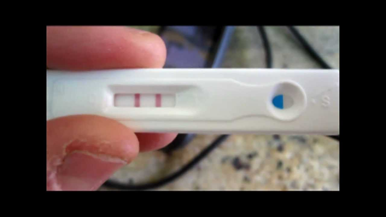 hcg pregnancy test results