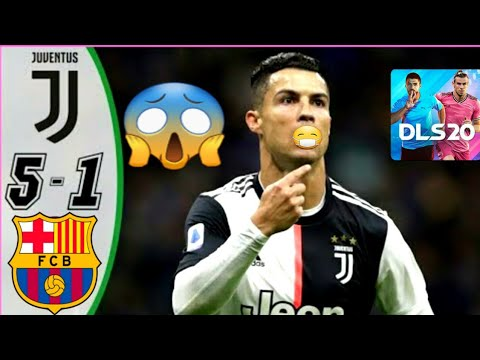 Juventus vs Barcelona Full Match Highlights | Goals 5 - 1 ...