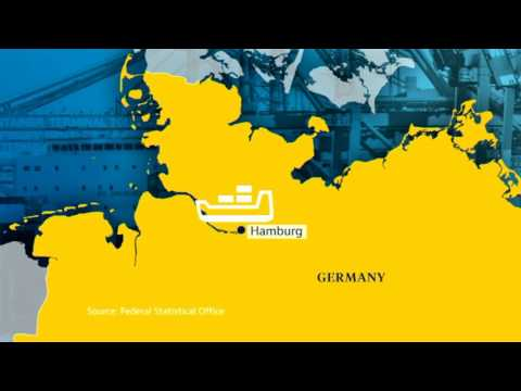 Doing Business in Germany - Seaports