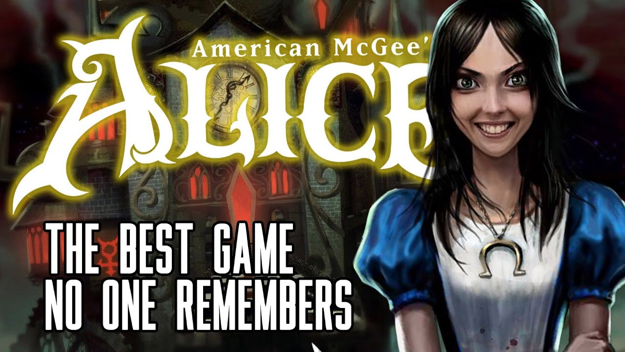 American McGee's Alice Review - And Its Sequel