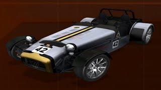 Race: The WTCC Game - Caterham CSR 320