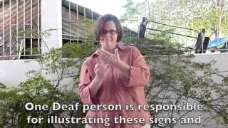 DDW vlog 11/30/2011 - Tashi of Deaf Development Programme, Cambodia