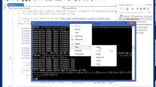 Using Artificial Intelligence to Write Self-Modifying/Improving Programs