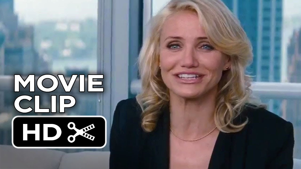the other woman movie clip hes married 2014 cameron