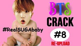 BTS Crack #8 - Suga baby (Reupload)