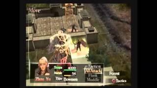 Dynasty Tactics Playthrough- Basics and Intro (1)