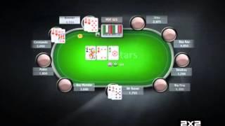 Школа покера PokerStars. Урок №4 - Позиция 2.avi