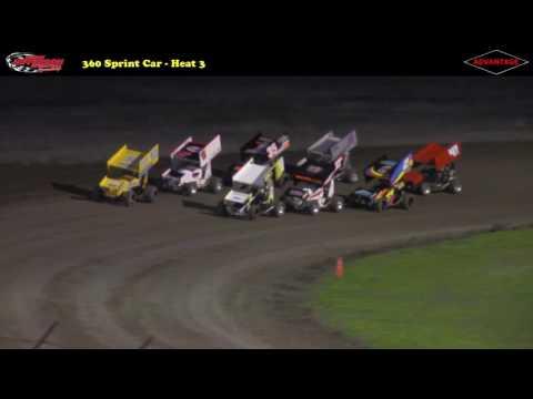 360 Sprint Car -- 4/22/17 -- Park Jefferson Speedway
