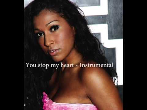 You stop my heart - Instrumental by Melanie Fiona