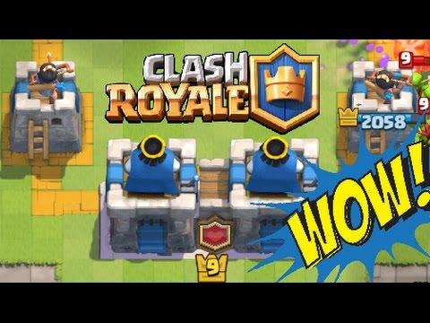 Clash Royale#14-Clan Battle Event!