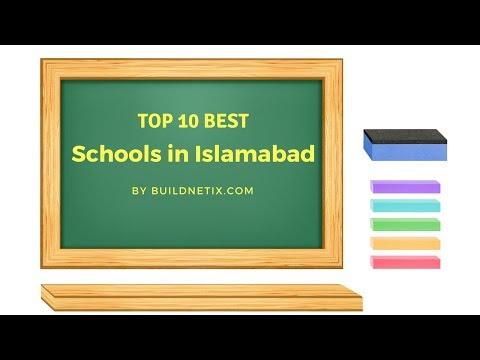 Top 10 Best Schools in Islamabad 2018