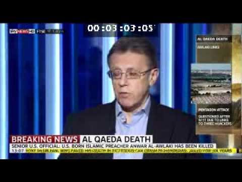 IISS's Nigel Inkster on Sky News 30/09/11 - Killing of al-Awlaki