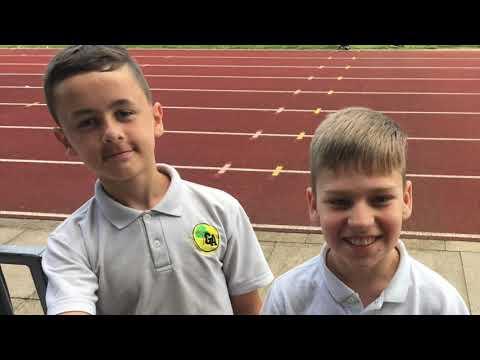 Greenfields Academy Athletics