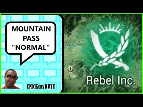 Rebel Inc. Ios [Mountain Pass] Normal Mode