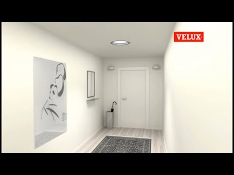 velux tageslicht spot so scheint sonne in jeden raum youtube. Black Bedroom Furniture Sets. Home Design Ideas