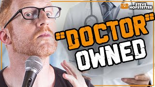 """""""Doctor"""" heckler owned - Steve Hofstetter"""