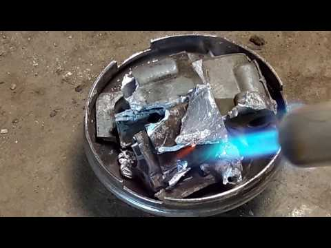 Нанесение цинка на металл своими руками