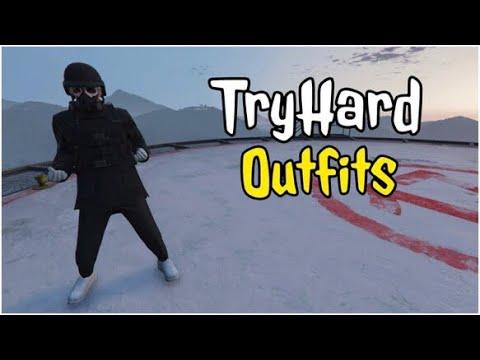 GTA 5 Online - *NEW* Top 3 u0026#39;TryHard Outfitsu0026#39; - YouTube