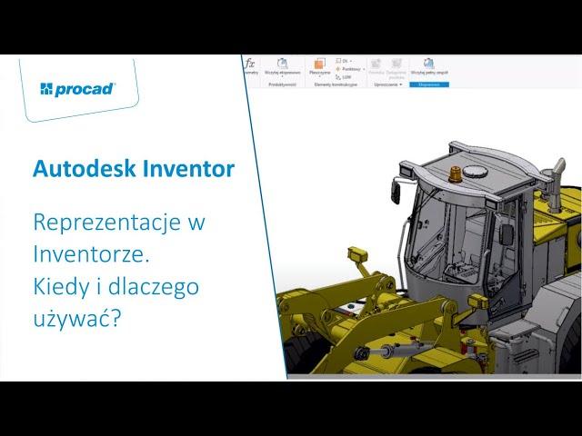 Reprezentacje w Inventorze  Kiedy i dlaczego używać?
