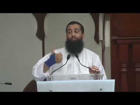 Lowering The Gaze - Ustadh Aqeel Mahmood