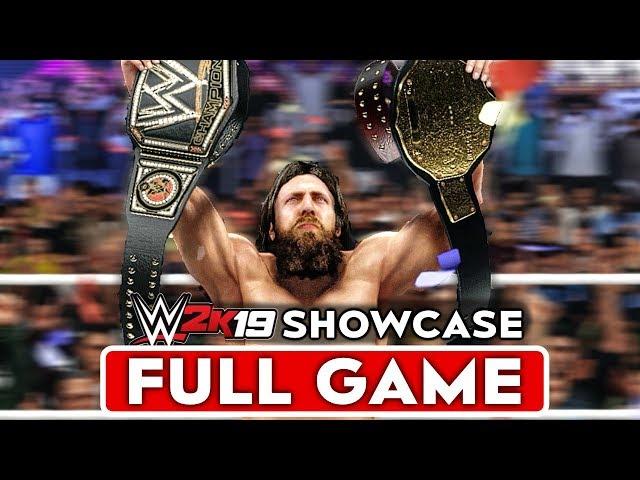 WWE 2K19 (видео)