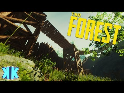 The Forest | HOW DID THEY GET IN MY BASE!?!? | Updated 2016 Gameplay | #9