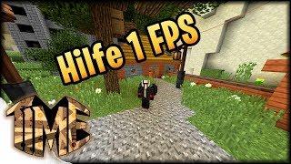 NUR 1 FPS mit dem 8000,-€ Rechner! - Minecraft Time 68