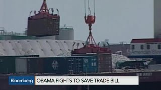 Obama Gets More Time to Drum Up Trade Agenda Support