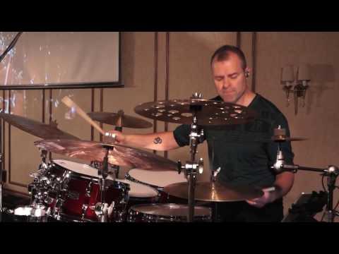 Victoria Drum Fest 2016 - Mark Kelso