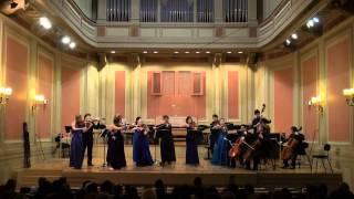 Camerata Alma Viva - E. Grieg - Aus Holbergs Zeit - 2 Sarabande