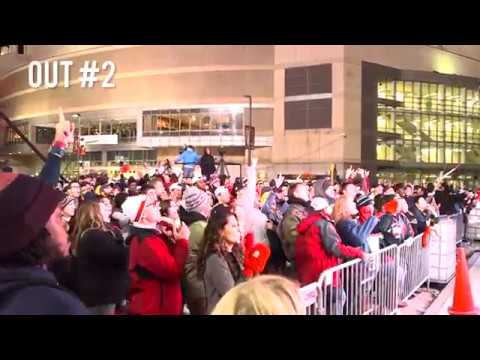 Relive the best moments from World Series Game 1 with fan reactions to the Indians' top plays