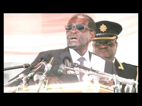 President Mugabe's speech at the burial of Retired Brigadier General, Dr Felix Ngwarati Muchemwa