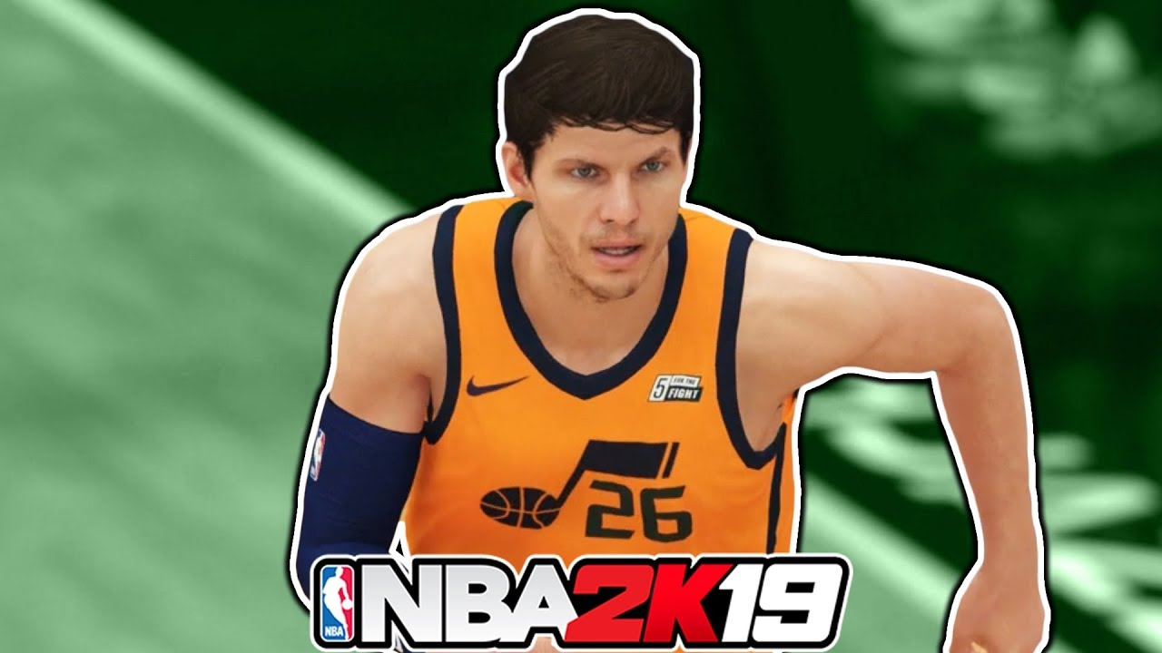purchase cheap 19aaa af939 Kyle Korver Traded To Jazz NBA 2K19 Roster Update