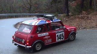 Rallye Monte Carlo historique 2017 ZR1 Ragnotti n°8
