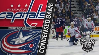 04/23/18 First Round, Gm6: Capitals @ Blue Jackets