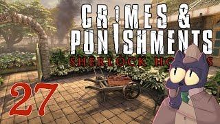 """Sap"" - SHERLOCK HOLMES: CRIMES AND PUNISHMENTS - Part 27"
