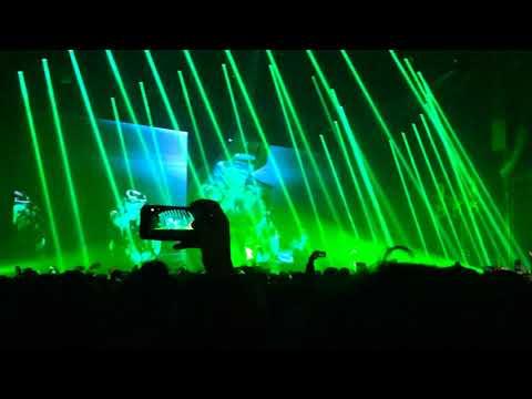 PNL Humain live Nantes 06/11/17