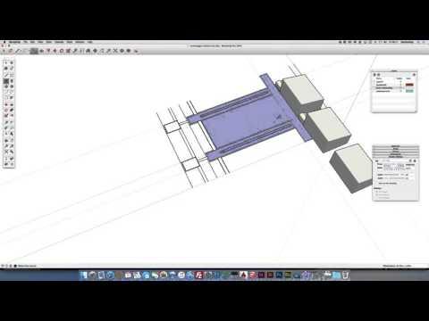 WUR Sketchup 2b - basis model
